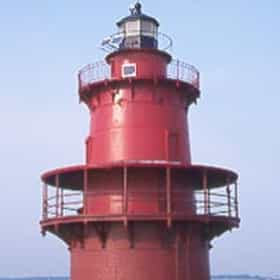 Newport News Middle Ground Light