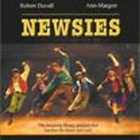 Newsies is listed (or ranked) 17 on the list The Best Disney Movies For Boys