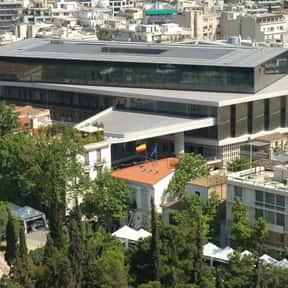 Acropolis Museum is listed (or ranked) 13 on the list The Best Museums in the World