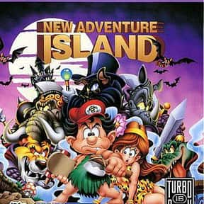 New Adventure Island is listed (or ranked) 21 on the list The Best TurboGrafx-16 Games