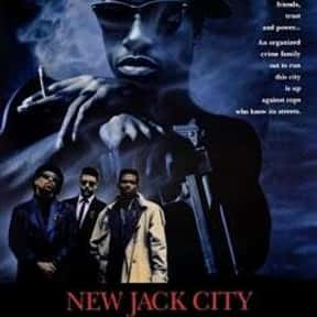 New Jack City is listed (or ranked) 7 on the list The Best Black Action Movies, Ranked
