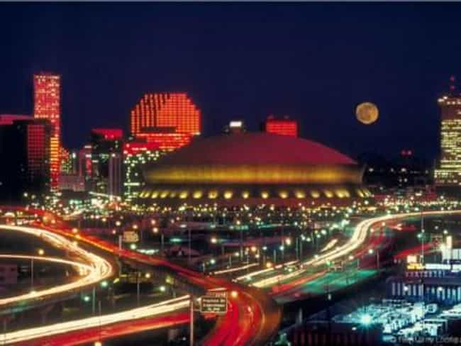 New Orleans is listed (or ranked) 4 on the list The Top Ten Places I'd Rather Be Than Work Right Now