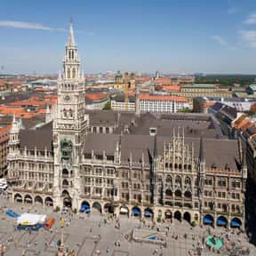 New Town Hall is listed (or ranked) 6 on the list The Top Must-See Attractions in Munich