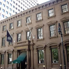 New York Cotton Exchange is listed (or ranked) 20 on the list Companies Founded in 1870