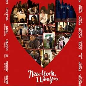 New York, I Love You is listed (or ranked) 25 on the list The Best Shia LaBeouf Movies