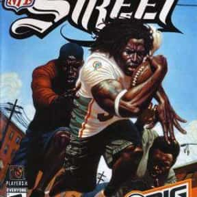 NFL Street is listed (or ranked) 14 on the list The Best American Football Games of All Time