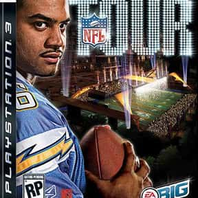 NFL Tour is listed (or ranked) 14 on the list The Best Xbox 360 Football Games