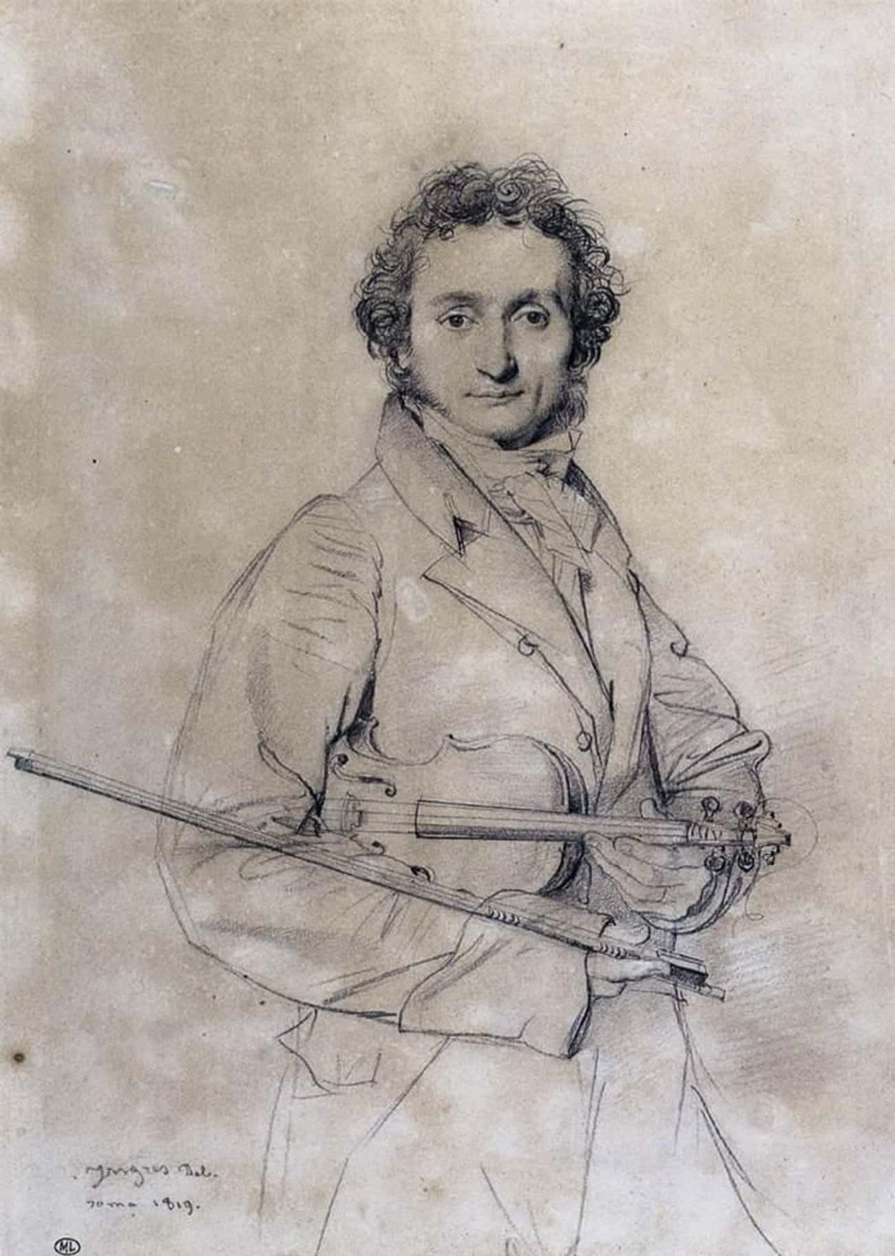 Niccolò Paganini is listed (or ranked) 2 on the list List of Famous Violinist/Composers