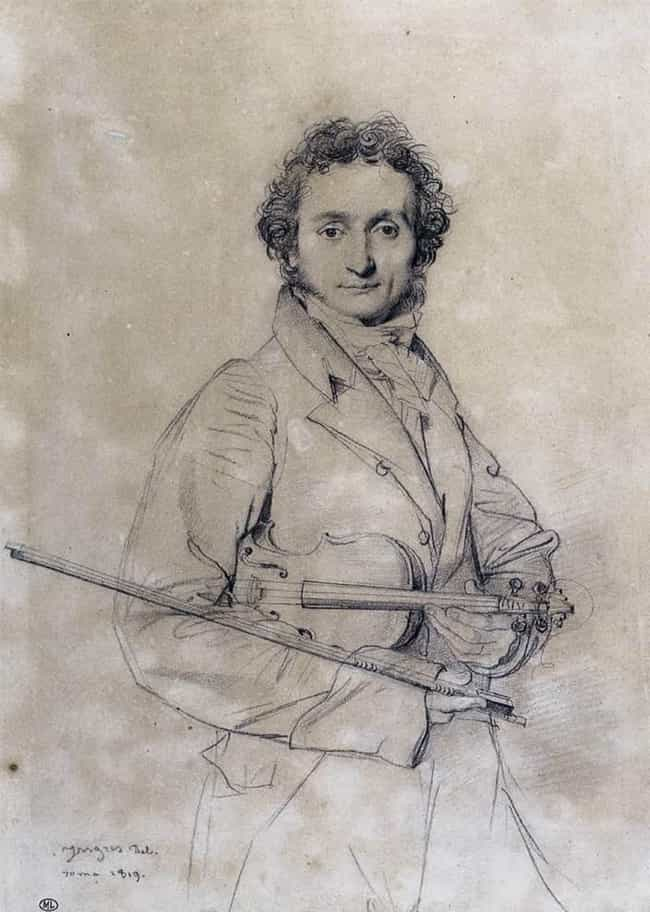 Niccolò Paganini is listed (or ranked) 2 on the list Famous Male Virtuosos