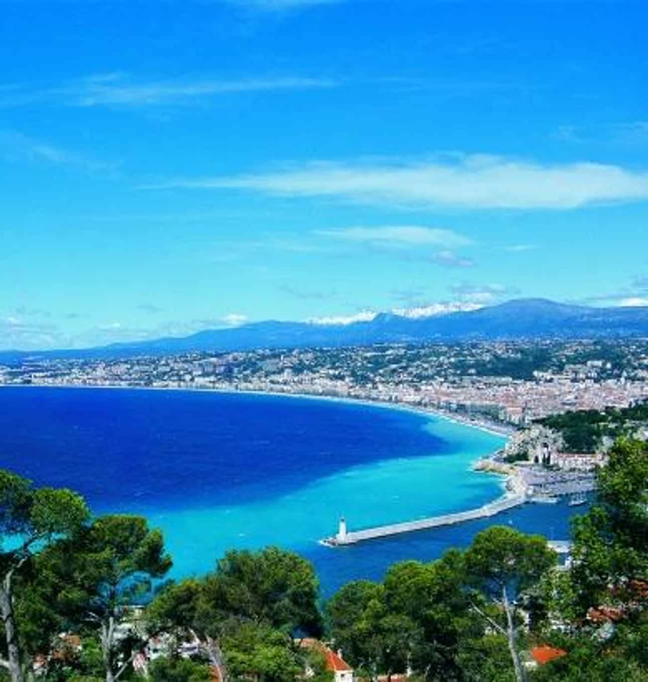 Nice is listed (or ranked) 1 on the list The Best Beach Cities in the World