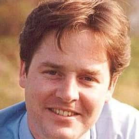 Nick Clegg is listed (or ranked) 25 on the list 100+ Atheist Politicians and Lawyers
