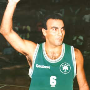 Nikos Galis is listed (or ranked) 20 on the list Every Player In The Basketball Hall Of Fame