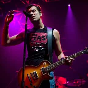 Nick Hexum is listed (or ranked) 14 on the list Volcano Records Complete Artist Roster