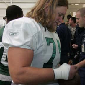 Nick Mangold is listed (or ranked) 7 on the list The Best New York Jets of All Time