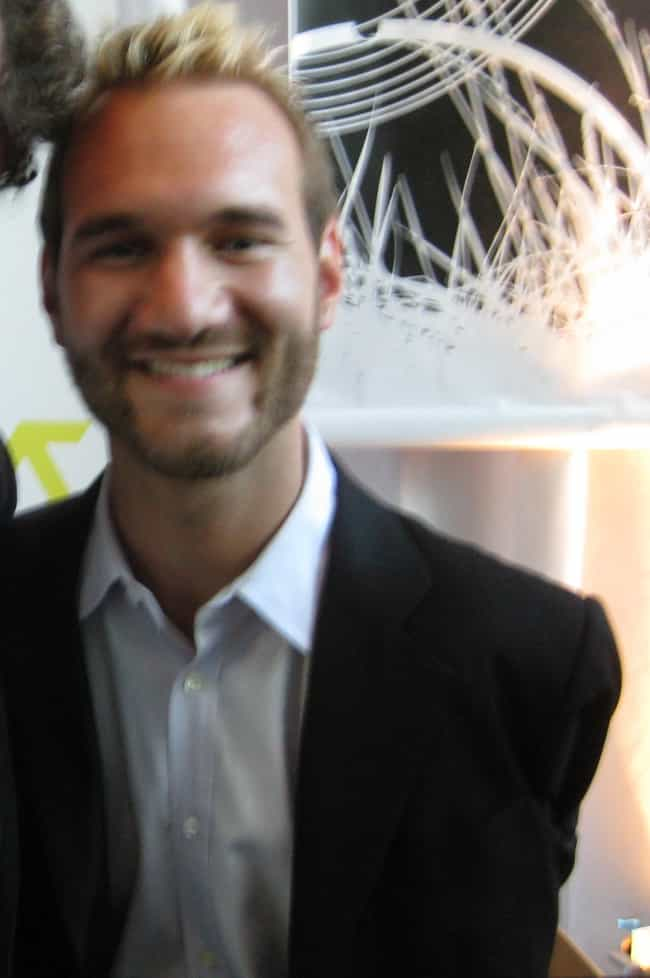 Nick Vujicic is listed (or ranked) 2 on the list List of Famous Executive Directors