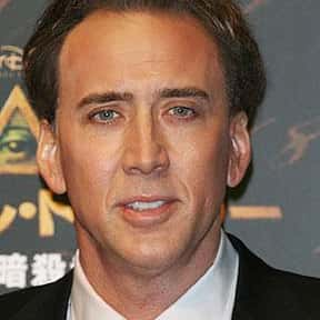 Nicolas Cage is listed (or ranked) 3 on the list The Worst Oscar-Winning Actors Ever