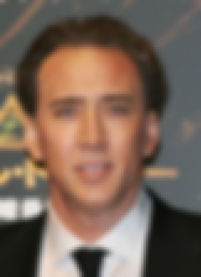 Nicolas Cage is listed (or ranked) 2 on the list Celebrities Nobody Cares About Anymore