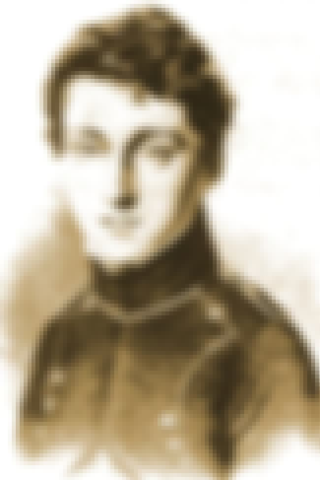 Nicolas Léonard Sadi Carnot is listed (or ranked) 8 on the list Famous People Who Died of Cholera
