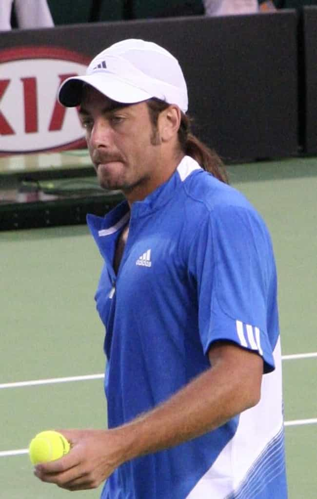 Nicolás Massú is listed (or ranked) 3 on the list The Best Tennis Players from Chile