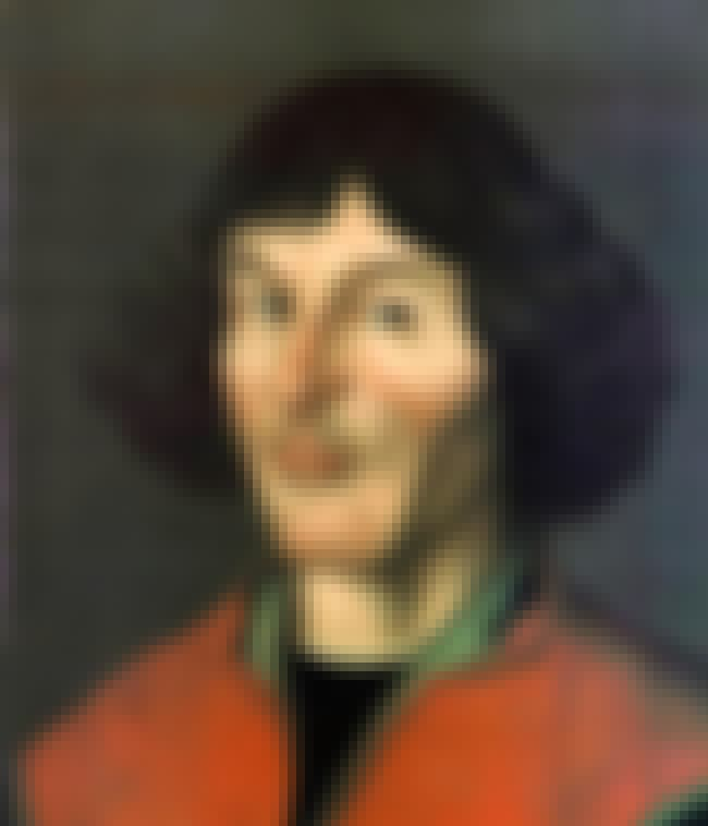 Nicolaus Copernicus is listed (or ranked) 5 on the list Famous Male Astronomers