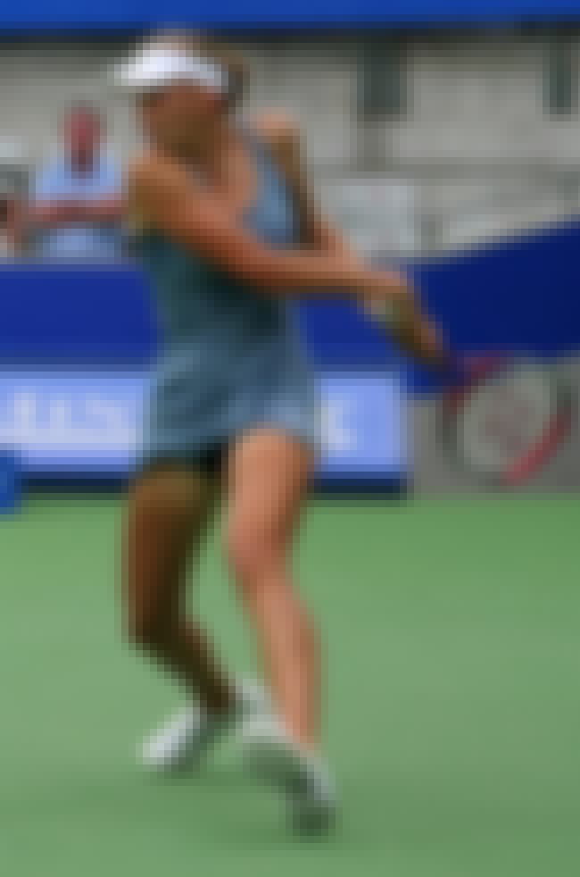 Nicole Vaidišová is listed (or ranked) 6 on the list The Best Tennis Players from Czech Republic