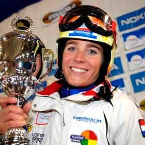 Nicolien Sauerbreij is listed (or ranked) 12 on the list Famous Female Athletes from Netherlands