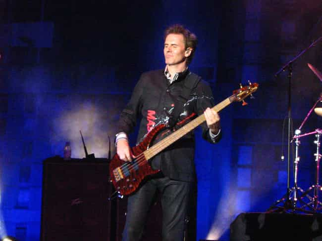 Nigel John Taylor is listed (or ranked) 3 on the list Famous Guitarists from Hollywood