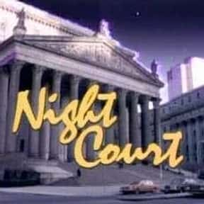 Night Court is listed (or ranked) 21 on the list The Funniest TV Shows of All Time