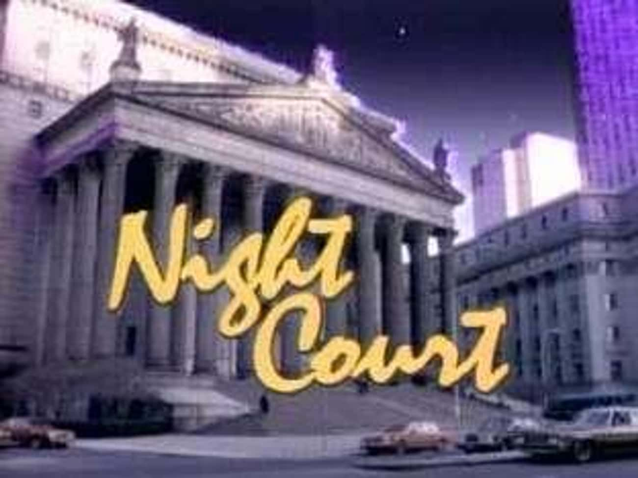 Night Court is listed (or ranked) 4 on the list What To Watch If You Love 'Cheers'