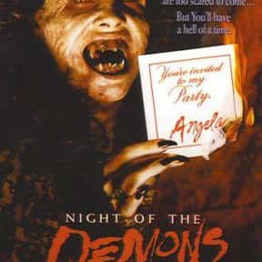 Night of the Demons is listed (or ranked) 11 on the list The Best Horror Movies That Take Place On Halloween