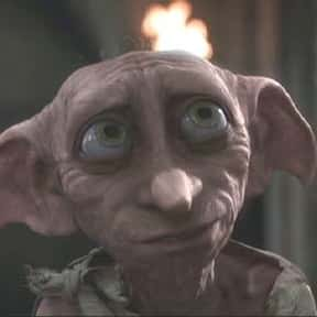 Dobby the House Elf is listed (or ranked) 9 on the list The Greatest Harry Potter Characters, Ranked