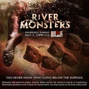 River Monsters is listed (or ranked) 16 on the list The Best Documentary Series & TV Shows