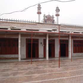 Kuzkandi Jamiah Masjid