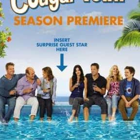 Cougar Town is listed (or ranked) 1 on the list The Worst TV Show Titles of All Time