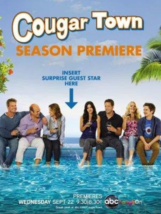 Cougar Town is listed (or ranked) 1 on the list TV Shows Produced By ABC Studios