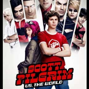 Scott Pilgrim vs. the World is listed (or ranked) 4 on the list The Best Movies for Drinking Games