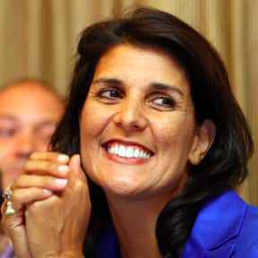 Nikki Haley is listed (or ranked) 7 on the list Famous Politicians You'd Want to Have a Beer With