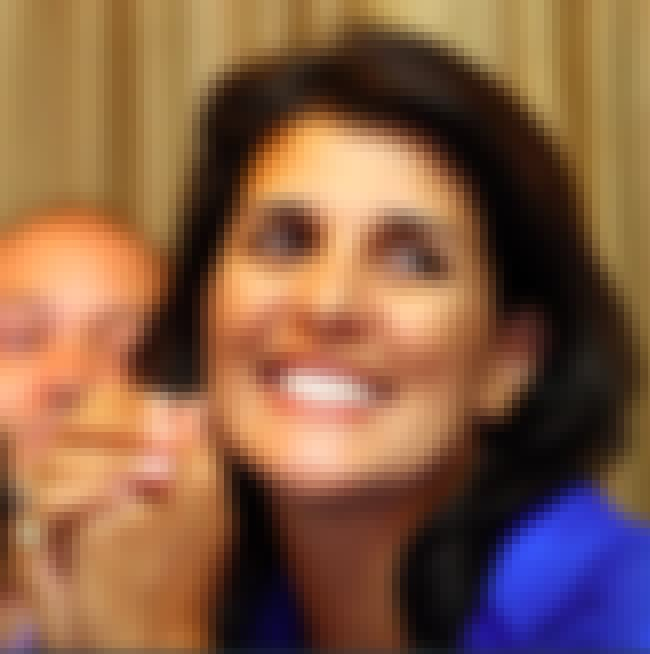 Nikki Haley is listed (or ranked) 1 on the list List of Famous Chief Financial Officers