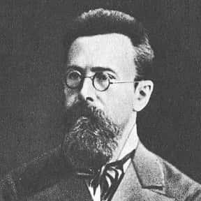 Nikolai Rimsky-Korsakov is listed (or ranked) 16 on the list List of Famous Conductors