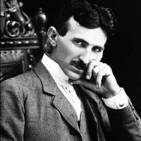 Nikola Tesla is listed (or ranked) 5 on the list The Greatest Minds of All Time