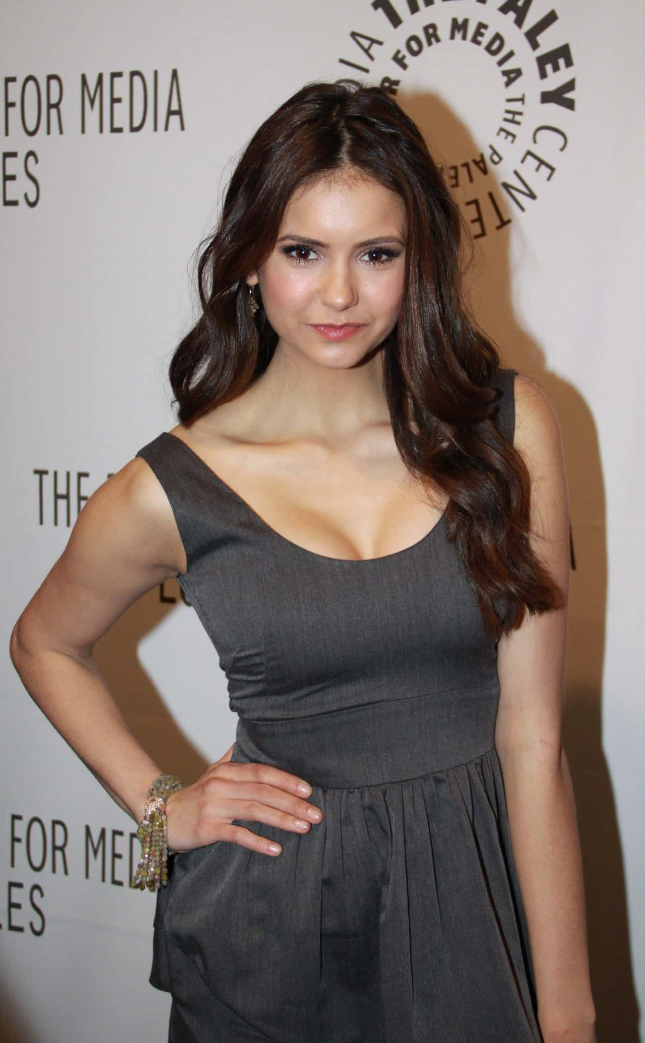 Nina Dobrev is listed (or ranked) 1 on the list Famous Female Film Actresses