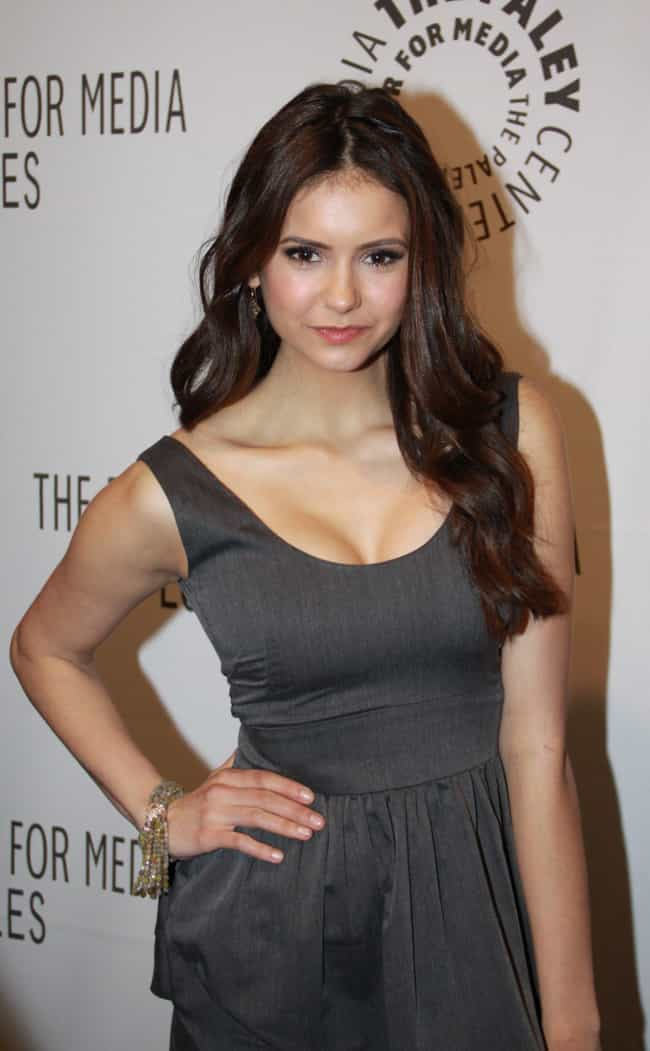 Nina Dobrev is listed (or ranked) 2 on the list Famous People Born in 1989