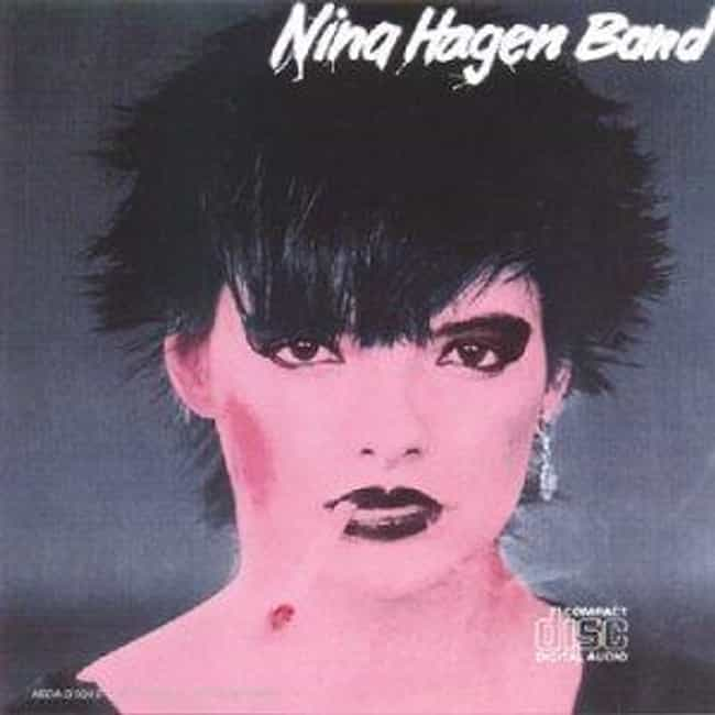 Nina Hagen Band is listed (or ranked) 2 on the list The Best Nina Hagen Albums of All Time