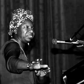 Nina Simone is listed (or ranked) 1 on the list The Best Female Musicians of All Time