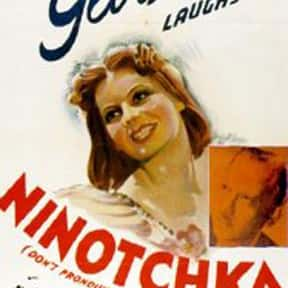 Ninotchka is listed (or ranked) 7 on the list The Best '30s Romantic Comedies
