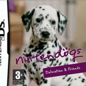 Nintendogs is listed (or ranked) 4 on the list Awesome Games You Need To Play If You Loved 'Wattam'