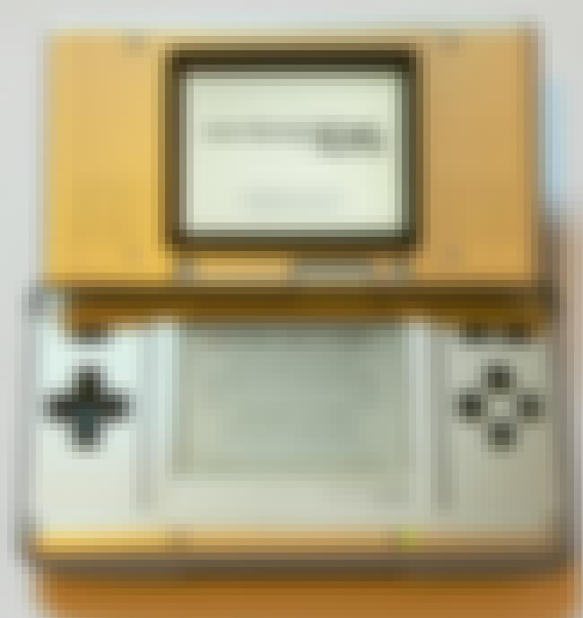 Nintendo DS is listed (or ranked) 8 on the list The Best Nintendo Systems