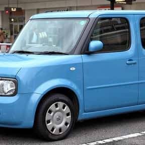 Nissan Cube is listed (or ranked) 6 on the list The Worst Cars Ever Made