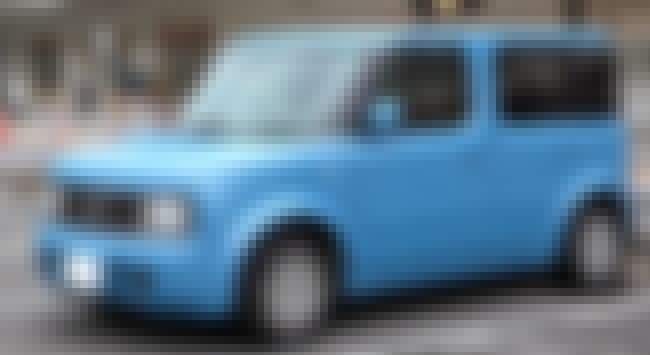 Nissan Cube is listed (or ranked) 4 on the list Full List of Nissan Models