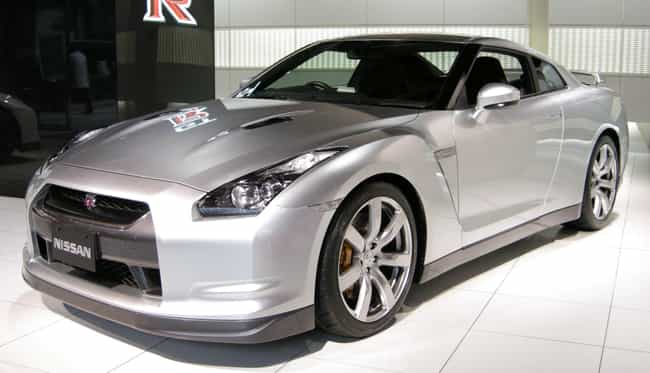 nissan gt r is listed or ranked 1 on the list full list